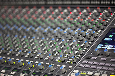 large-music-mixer-desk-recording-studio